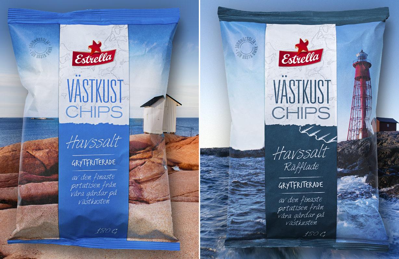Västkust Chips